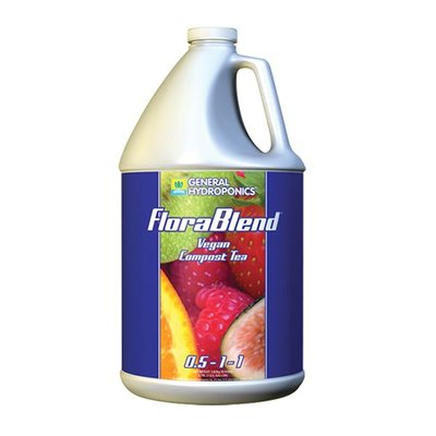 Indoor Gardening General Hydroponics FloraBlend