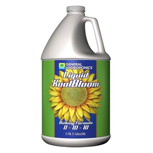 Indoor Gardening General Hydroponics Liquid KoolBloom