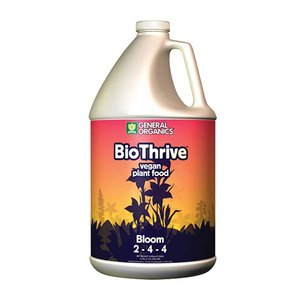 Indoor Gardening General Organics BioThrive Bloom