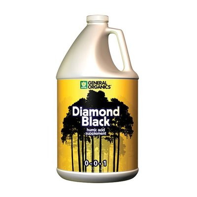 Indoor Gardening General Organics Diamond Black
