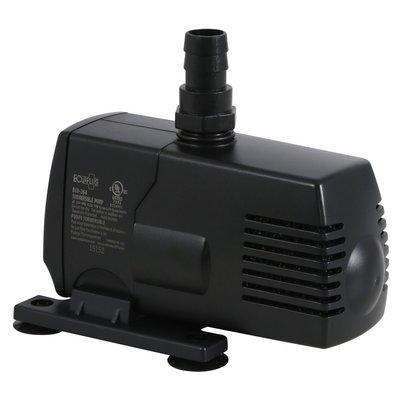 Indoor Gardening EcoPlus Eco 264 Submersible/Inline Pump - 290 GPH