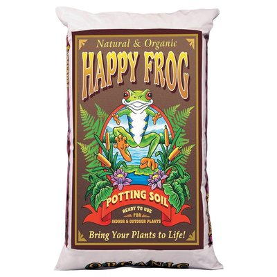 Outdoor Gardening FoxFarm Happy Frog Potting Soil - 2 cu ft