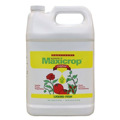 Outdoor Gardening Maxicrop Fish Fertilizer 5-1-1