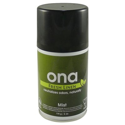 Indoor Gardening Ona Mist-Fresh Linen(6oz)