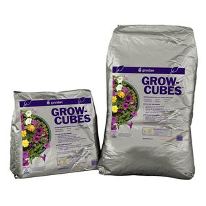 Indoor Gardening Rockwool Growcubes 1 cu ft-11.5 gal