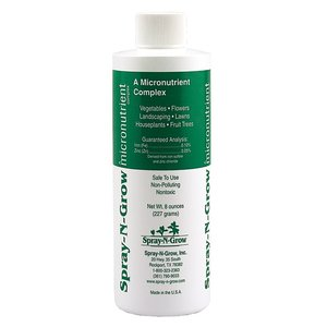 Indoor Gardening Spray N Grow Micronutrient Complex
