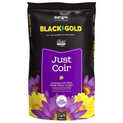 Indoor Gardening Black Gold Just Coir Organic Coco Coir - 2 cu ft