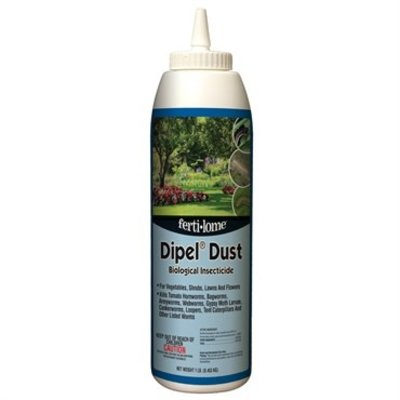 Fertilome Dipel Dust- Biological Insecticide