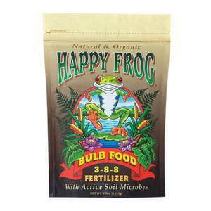 Outdoor Gardening FoxFarm Happy Frog Bulb Fertilizer - 4 lb
