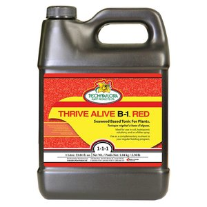 Indoor Gardening Technaflora Thrive Alive B-1 Red