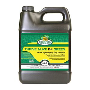 Indoor Gardening Technaflora Thrive Alive B-1 Green