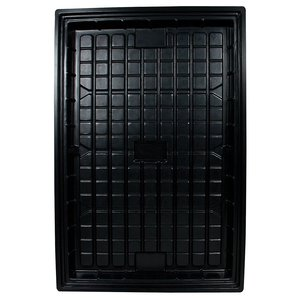 Indoor Gardening Black Grow Tray (BWGS)-4' x 6'