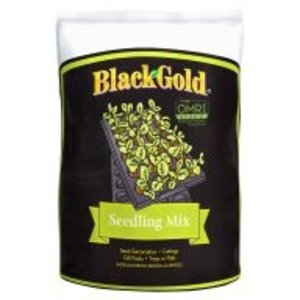 Outdoor Gardening Black Gold Seedling Mix-16 qt