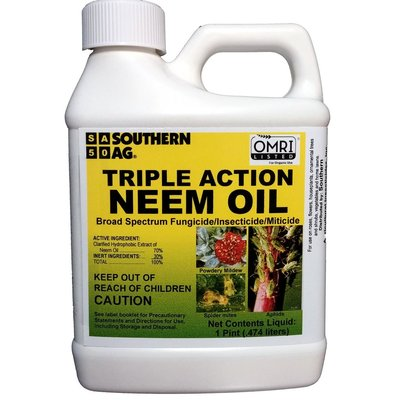 Pest and Disease Triple Action Neem Oil