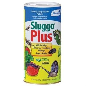 Pest and Disease Monterey Organic Sluggo Plus Slug Control - 1 lb