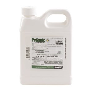 Pest and Disease PyGanic Organic Pyrethrin (1.4%) - 32 oz