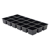 Landmark Seed Starting Flat Insert - 18 Cell Short