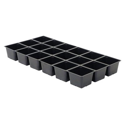Propagation Seed Starting Flat Insert - 18 Cell Short