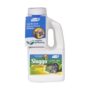 Pest and Disease Monterey Organic Sluggo Slug Control - 2.5 lb