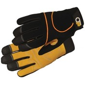 Bellingham Bellingham Leather Palm Performance Glove - Medium