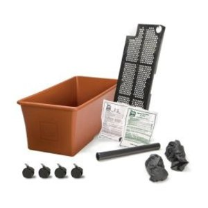 Outdoor Gardening Earth Box-Terra Cotta
