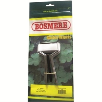 Outdoor Gardening Copper Plant Markers-10 pack
