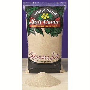 Mosser Lee White Decorative Sand - 5 lb