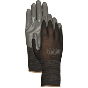 Outdoor Gardening Atlas Tough Nitrile Glove - Large