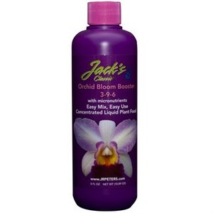 Home and Garden Jack's Classic Orchid Bloom Booster Fertilizer - 8 oz