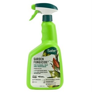 Pest and Disease Safer Garden Fungicide Ready-to-Use