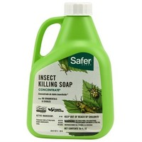 Pest and Disease Safer Organic Insect Killing Soap - 16 oz
