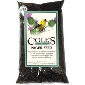 Home and Garden Coles Niger Seed - 10 lbs
