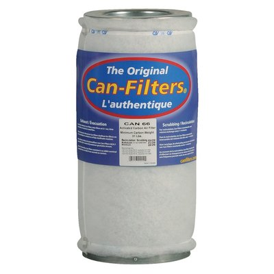 Can Can Filter 66-412 cfm (w/out flange)