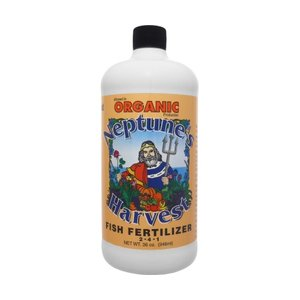 Outdoor Gardening Neptune's Fish Fertilizer 2-4-1