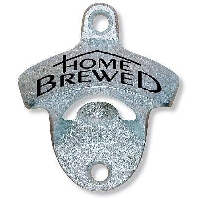 Beer and Wine Wall Mount Bottle Opener