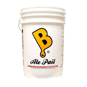 Brewer's Best Ale Pail Fermenting Bucket-6.5 Gal