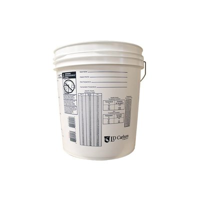 LD Carlson Beer and Wine Bottling Bucket - with hole - 7.9 galon