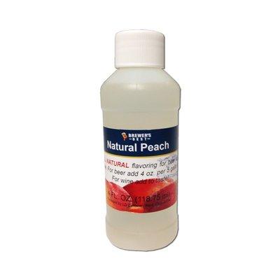 Brewer's Best Natural Peach Flavoring-4 oz
