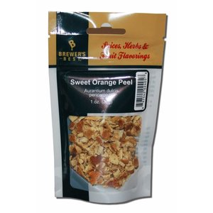 Brewer's Best Sweet Orange Peel-1 oz