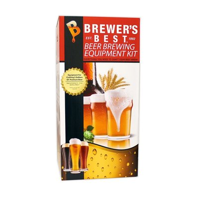Beer and Wine Beer Equipment Kit - Deluxe