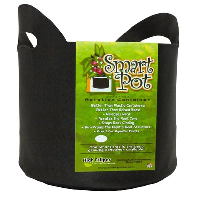 Outdoor Gardening Smart Pot w/ Handles-5 Gal