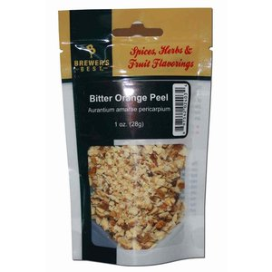 Beer and Wine Bitter Orange Peel-1 oz