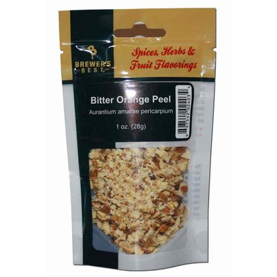 Brewer's Best Bitter Orange Peel-1 oz