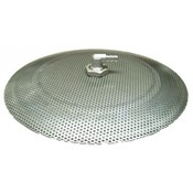Brewmaster Domed False Bottom - 9 inch