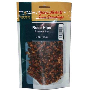 Beer and Wine Rose Hips - 3 oz