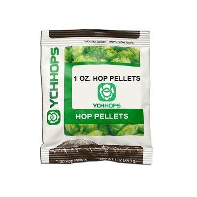 Beer and Wine Green Bullet Hops-Pellets; 1 oz