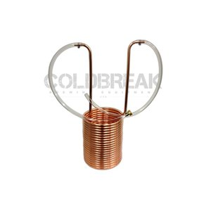 """Beer and Wine Immersion Wort Chiller, 50' - 1/2"""""""