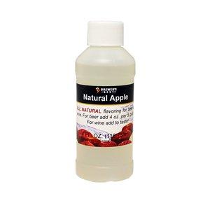 Beer and Wine Natural Apple Flavoring - 4 oz