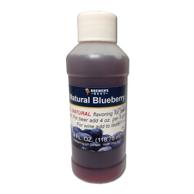 Beer and Wine Blueberry Flavoring-4 oz
