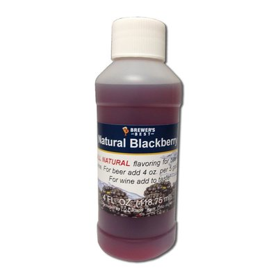 Beer and Wine Blackberry Flavoring-4 oz
